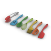 made in China fda lfgb colorful silicone spatula