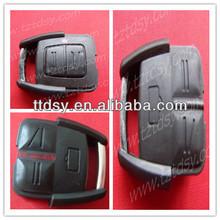 Opel key blank, 2/3 button remote key shell/key case