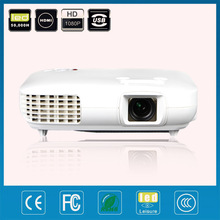 2500 lumens led 3D Projector Large Venue Projector /Standard Lens Dual Lamp full hd portable projector from factory original