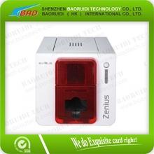 Zenius + Card Printer business card printing machine