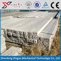 Multi- rodízio extrusora de concreto pré-moldado de cimento lintel que faz a máquina/pilares/pós esgrima/'h' coluna/'t' feixe/