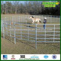 Galvanized Horse Panels
