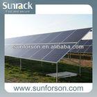 Ground Solar PV Mount system
