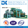 high capacity hollow concrete block making machine ltd DK18-15F