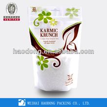 Encargo de Granola Cereal de embalaje bolsa