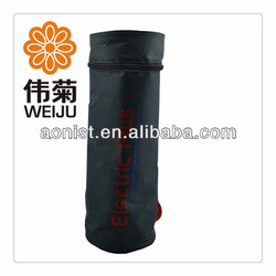 china leather wine carrier