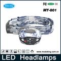 Projeto o mais novo outdoor de alta potência cree led farol/lanterna led e um projector( m- 801)