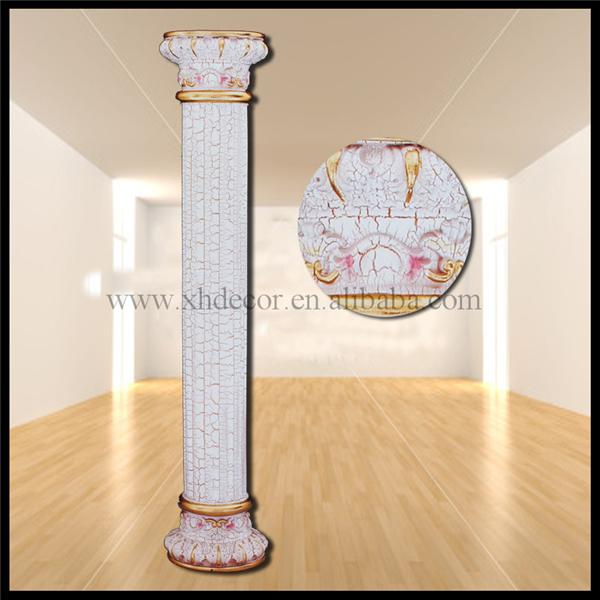 frp decoration roman column pillar pu roman column home
