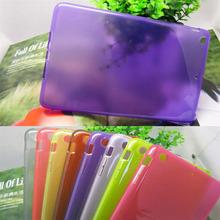Matt transparent skin cover for mini ipad case phone accessories