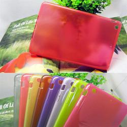 Wholesale for ipad mini case matt clear transparent design 2014