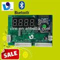 Vire bt-03 pro bluetooth mp3 inalámbrico modulador de fm