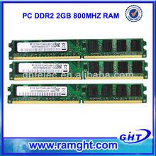 Best price lifetime warranty cheap price ddr2 2gb ram mobile phones