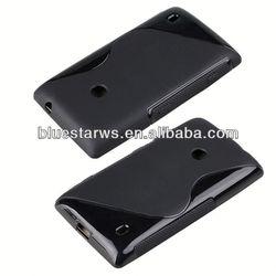 2014 New Arrival Fashion for nokia lumia 520 tpu case tpu cellphone case