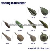 Top quality carp fishing lead sinkers