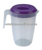Plastic cool water bottle