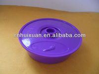 Plastic tortilla warm container