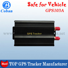Wholesale - New Upgrade GPS Trackers TK-103, Mini Global Real Time Quad Bands GSM/GPRS/GPS Tracking Device