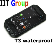 waterproofing android phone conquest kight xv T3 IP68 MTK6589T quad core WCDMA 4.3 inch IPS 13 MP camera 2G RAM 16G ROM