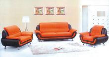 high quality modern leather sofa