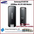 El más baratomódem original desbloqueado de LTE-FDD 100Mbps Samsung GT-B3730 4G LTE y Dongle de 4G LTE