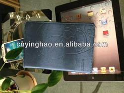 Top grade professional smart cover leather case for iPad mini