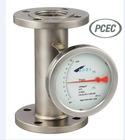 flow meter flange/chemical rotameter/float flowmeter