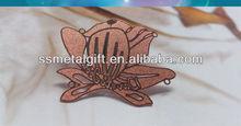 custom design hottest metal crafts bookmark free style DIY OEM metal bookmark