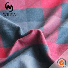 Yarn dyed corduroy fabric woven cotton