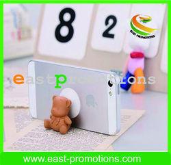 cute design desktop cell phone holder for promotion items