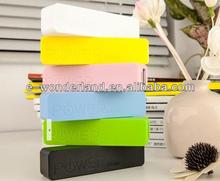 2014 newest perfume power bank best gift power bank 1800mAh