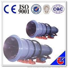 Fertilizer, limestone, sewage sludge rotary drum dryer China manufacturer
