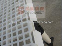 poultry equipment plastic floor plastic chicken leg