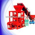 Qt4-26 semi automática bloco que faz a máquina eua máquina bloco de concreto