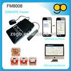 Mini Car GPS/GSM tracker FM8008
