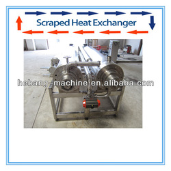 OEM SSHE gas fired heat exchanger