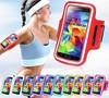 China Manufacturer Waterproof Running Sports Armband Case for Samsung Galaxy S5 I9600