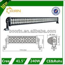 High quality 6000k IP67 diecast aluminum water proof led light bar off road 4x4 ,ATV,SUV