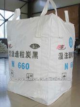 Vendita calda! Vergine 100% sacco eccellente, tessuto pp big sfuso ton borsa cabina essere riciclato oem