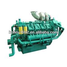 USA Googol Brand V8 Diesel Generators Engine Assembly
