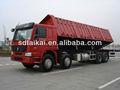 2014 nuevo estilo pesado camión de volteo