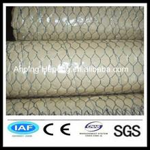 anping hexagonal wire mesh