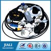 Full set 4cyl CNG Sequential Injection System Conversion Kits for automobile