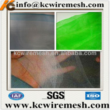 Factory!!!!!! Low!!!!!!! KANGCHEN green Window Screen Netting/ Plastic Window Screen