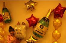 lucky star series aluminium foil balloon