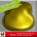 bondingnano secco placcatura oro rivestimento in polvere verniciatura a polvere per metalli