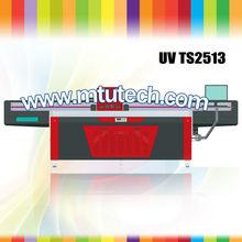 3C Product Flatbed digital UV Printer with Ricoh printhead