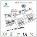 correo pegatinas! 2014 Papel de alta calidad para las etiquetas de proveedor de oro de China