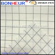polyester antistatic conductive fabric fire retardant