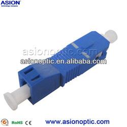 Singlemode Hybrid SC/LC Fiber Optic Adapter