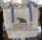 jumbo bag/ bulk bag/ big ton bag for sand can be OEM sand bags can recycled